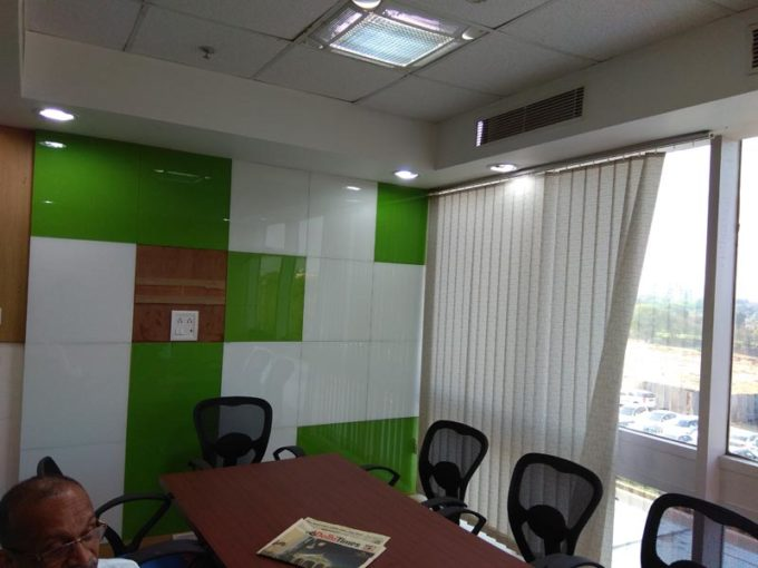 Commercial office space of 1056 sq For Rent office space in jasola