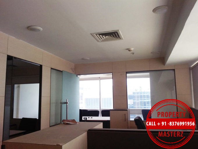 Rent Office Space In Dlf In jasola Delhi 1142 ft rent Rs 80000 furnished