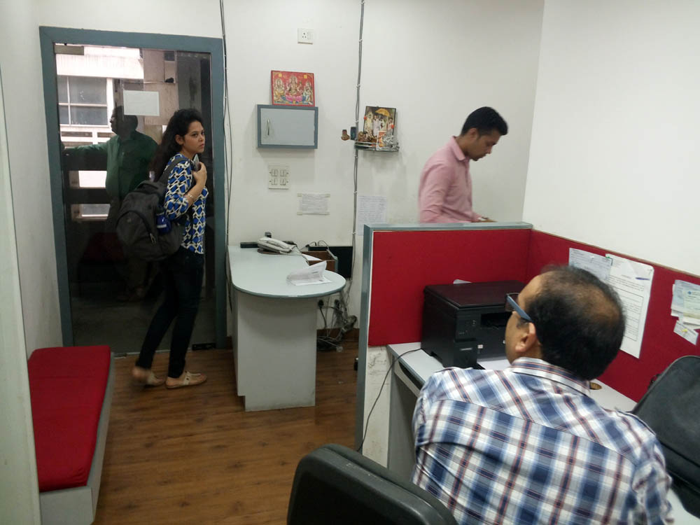 office space in jasola dlf tower, delhi south