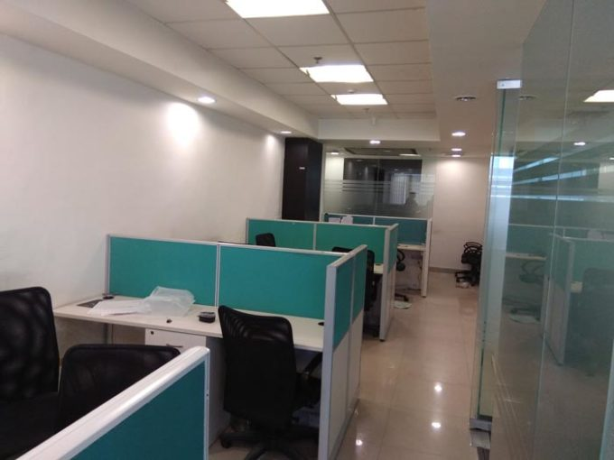 Rent office space in dlf tower jasola district centre, New Delhi, India