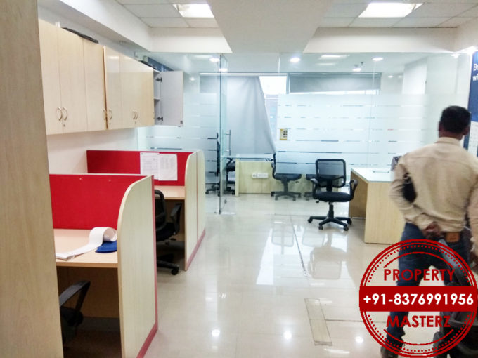 Commercial office space of 1057 sqft on rent dlf tower A,  jasola delhi
