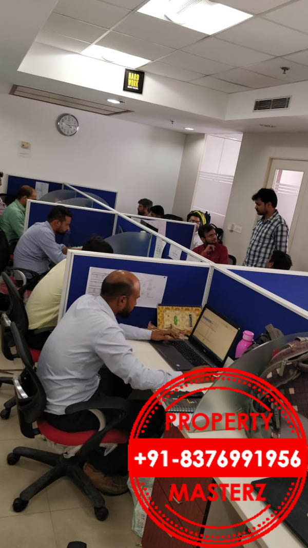 Commercial office space of 1821 sq Ft DLF Towers in jasola