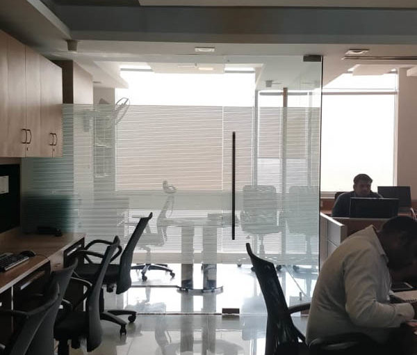 Availabe for rent Commercial furnished office space DLF Towers in jasola